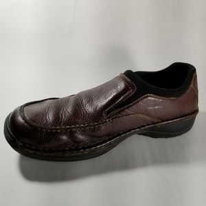 Red Wing 4021 Brown Leather Moro Gables Loafers